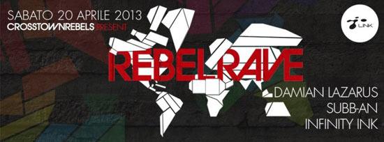rebel rave 550