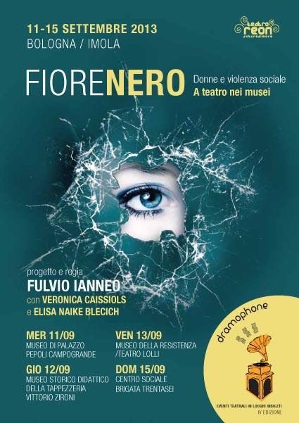 VolantinoFiore Nero 450