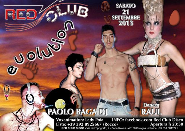 red club flyer 21set013 Small