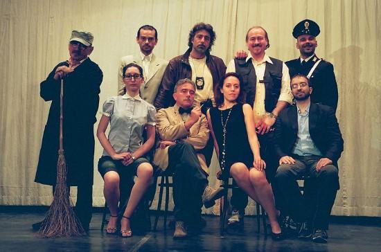 Compagnia teatrale IL CHIOSTRO 1 Custom
