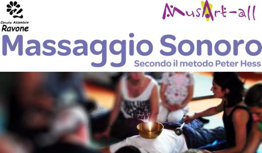 Massaggio Sonoro circolo ravone