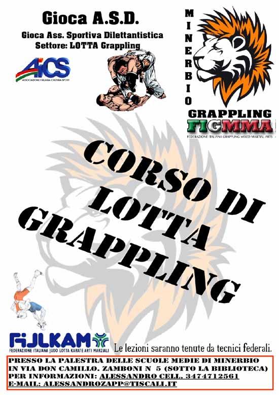 gioca grappling vol 550
