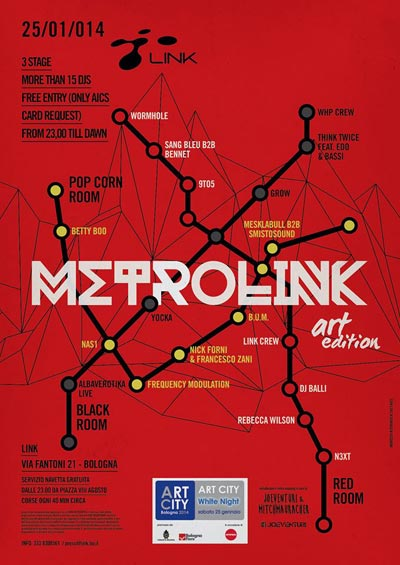 metrolink loc 400