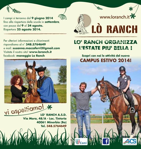 Lo Ranch piegh 500