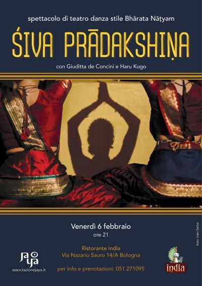 SIVA-PRADAKSHINA Custom