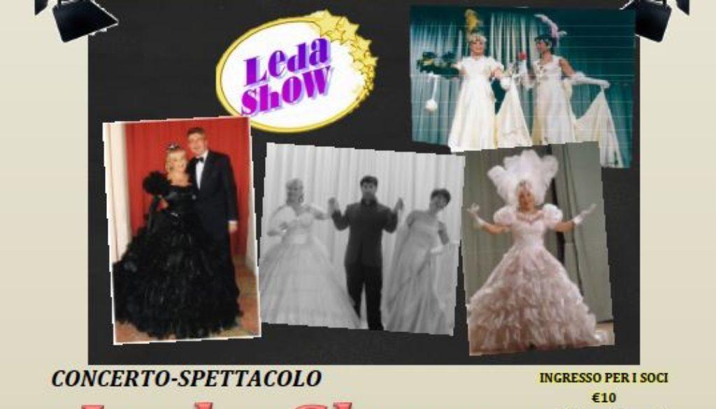 1504 Leda Show