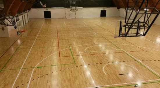 moratello con parquet Custom