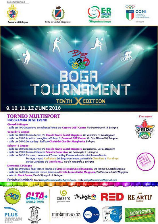 boga tournament 550