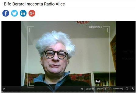 Bifo Berardi racconta Radio