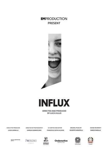 INFLUX official poster 350