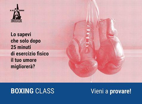 boxing class 450