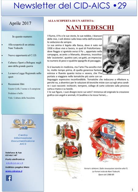Newsletter 29-1