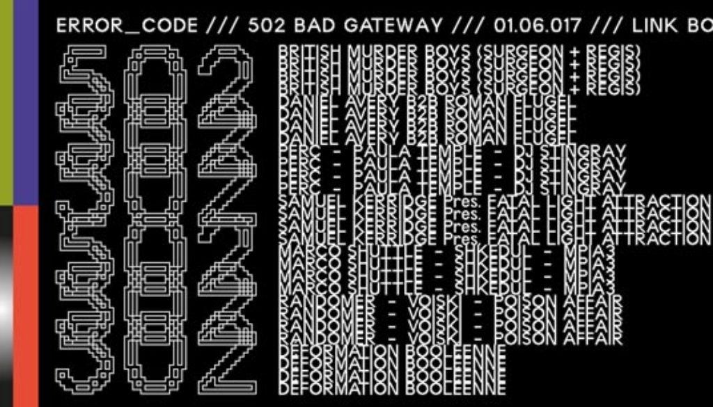 bad-gateway Link 2017