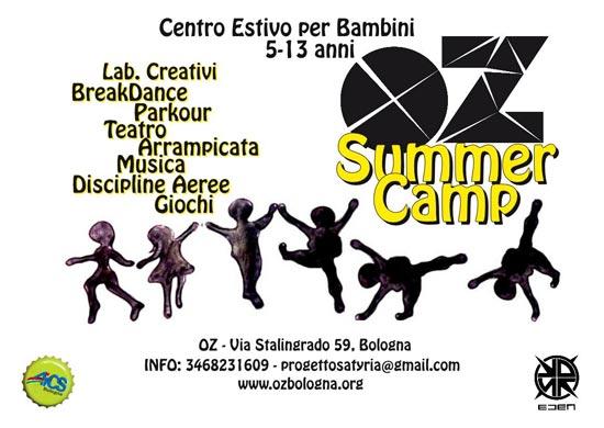 summer camp 550