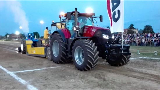 trattore 550
