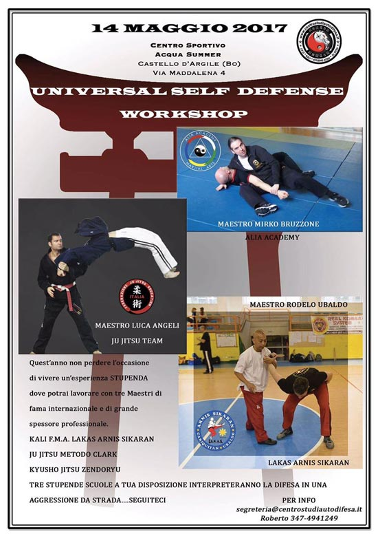 universal self defense 500