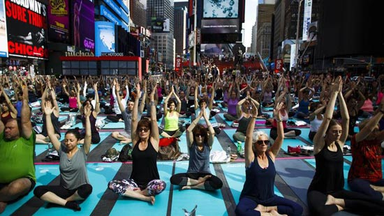 yoga sport 550