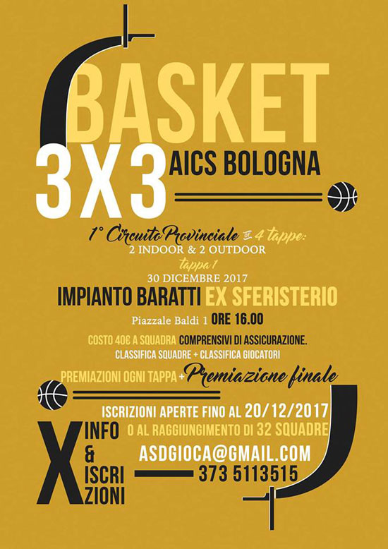 basket 3x3 550