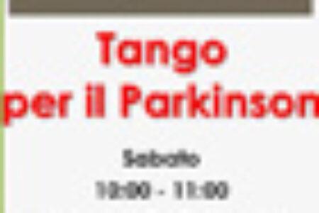 Tango per il Parkinson anche nel 2018