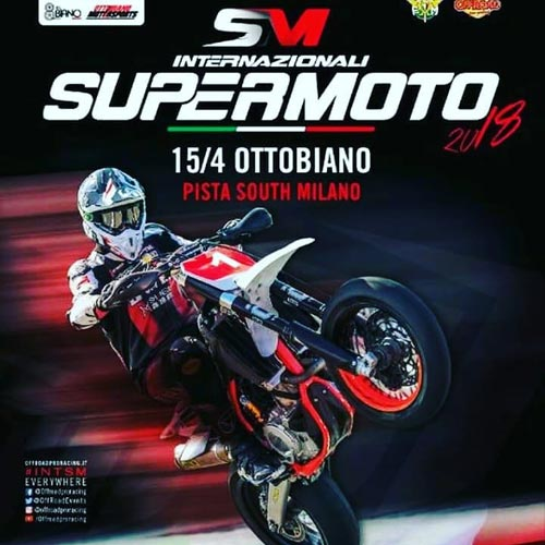 Ottobiano-Supermoto 500