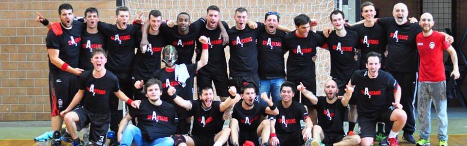 SPARTANS HANDBALL al Campionato Nazionale di Serie A2 di Pallamano