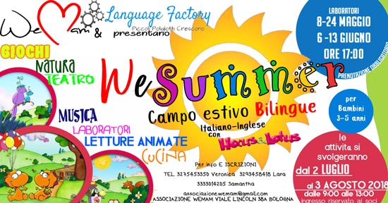 we summer 01