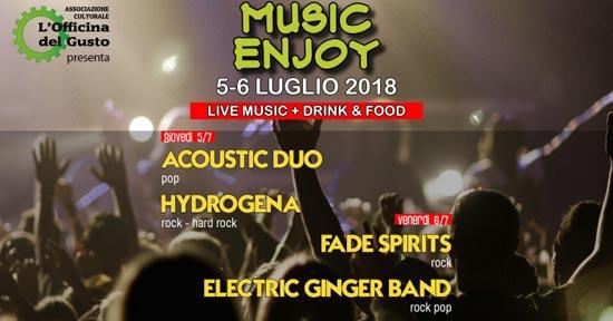 evento music enjoy fb 550