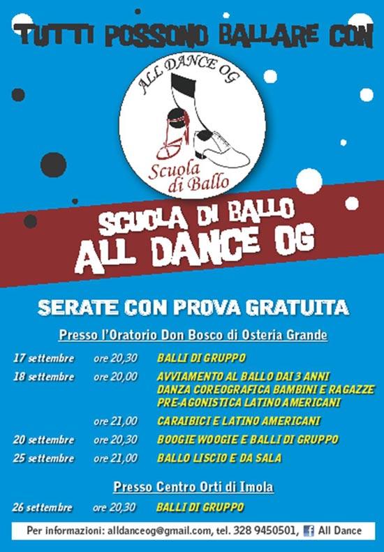 all dance 550