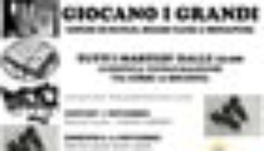 GIOCANOIGRANDI 70