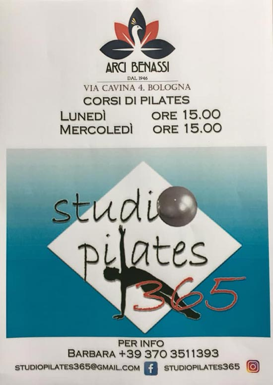 pilates 365 550