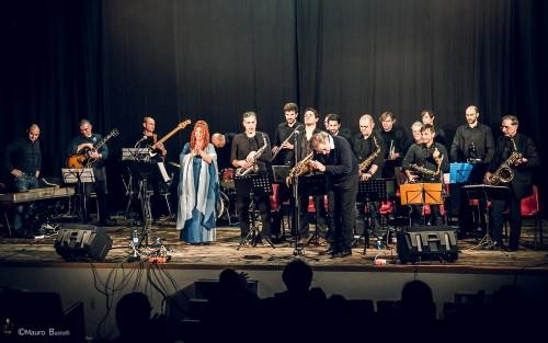 Orchestra Born to Swing Michael Brusha Custom