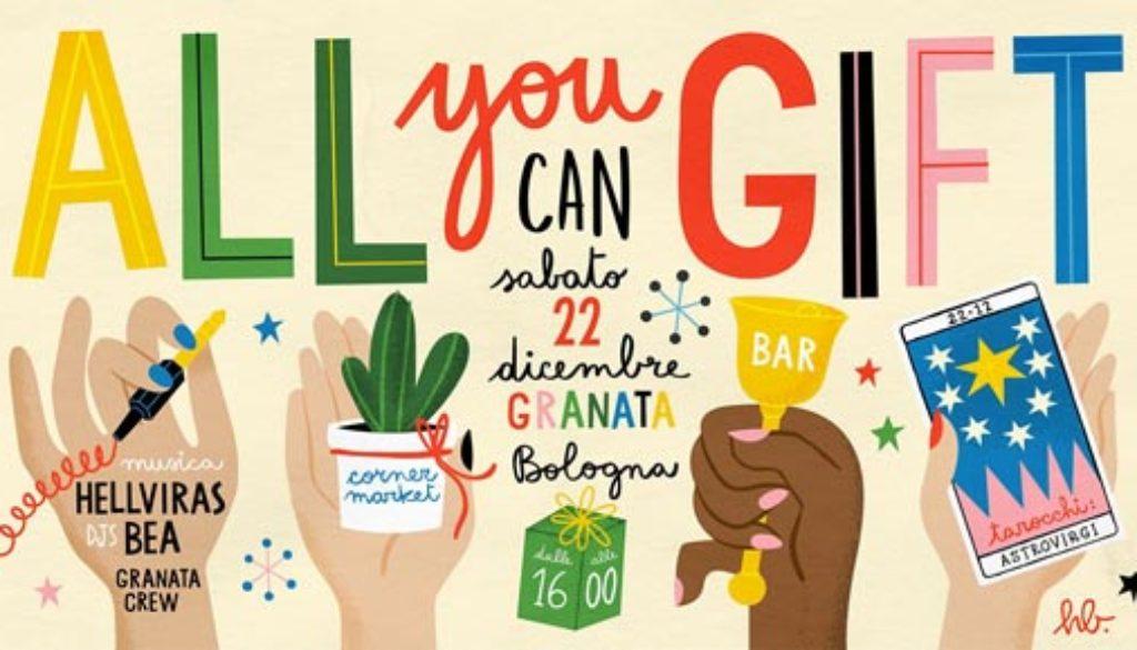 Granata All you can gift 2018