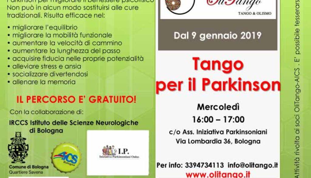 Volantino Tango Park2019 7