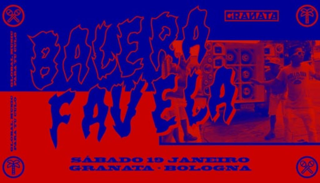 Balera Favela a granata 19 01 2019