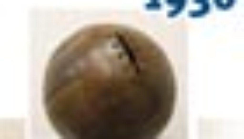 pallone anni30 70
