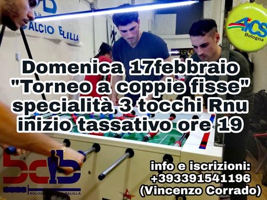 torneo calciobalilla 550