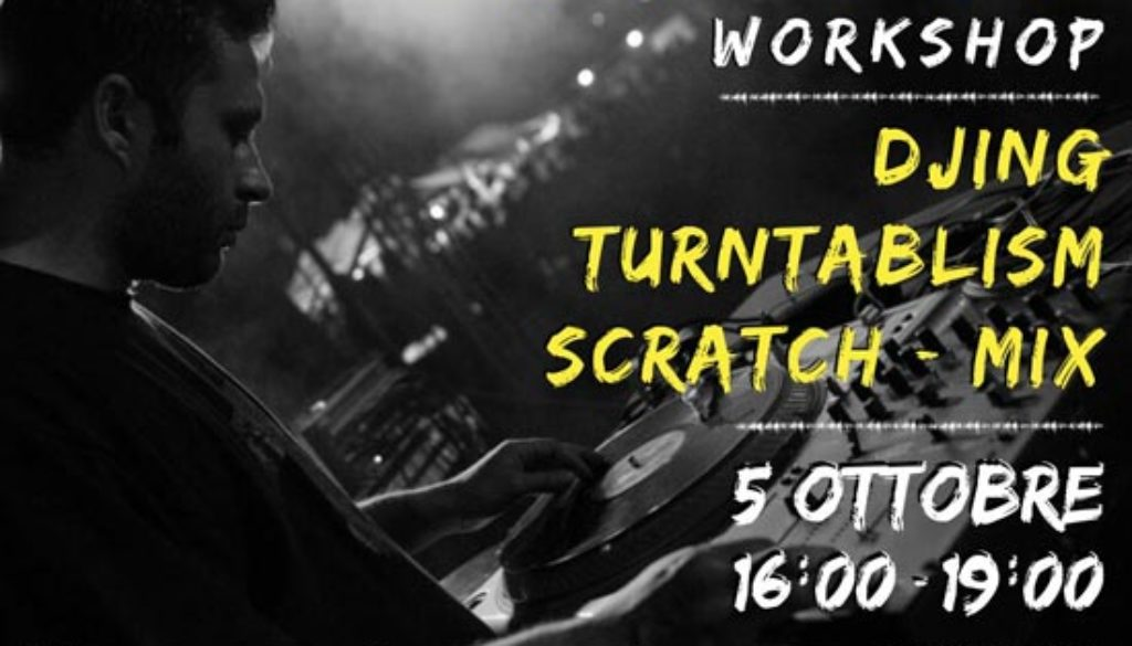 workshop dj a Granata