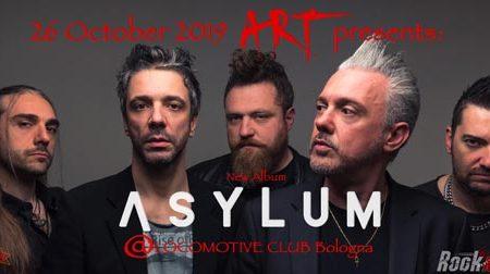 """ART – """" Asylum Release Live"""" – @Locomotiv Club Bologna"""
