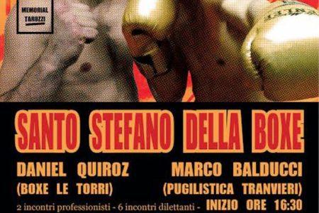 Santo Stefano della Boxe 2019