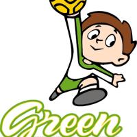 Green handball Parma
