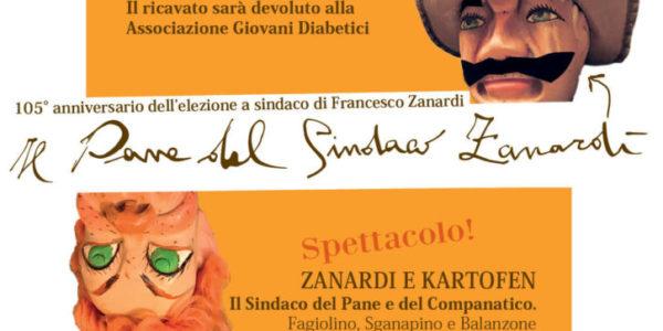 Il Pane del sindaco Zanardi –  lunedì 15 luglio 2019
