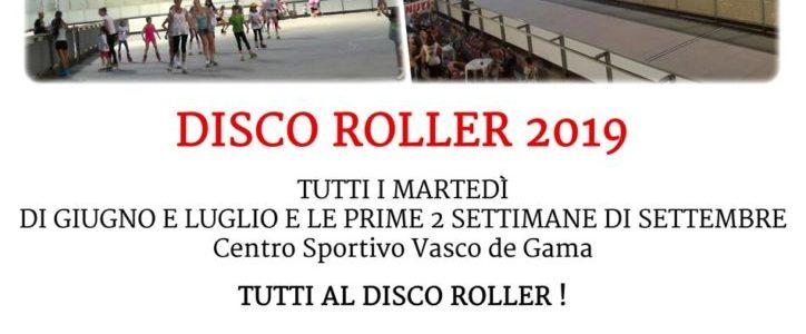 DISCO ROLLER 2019