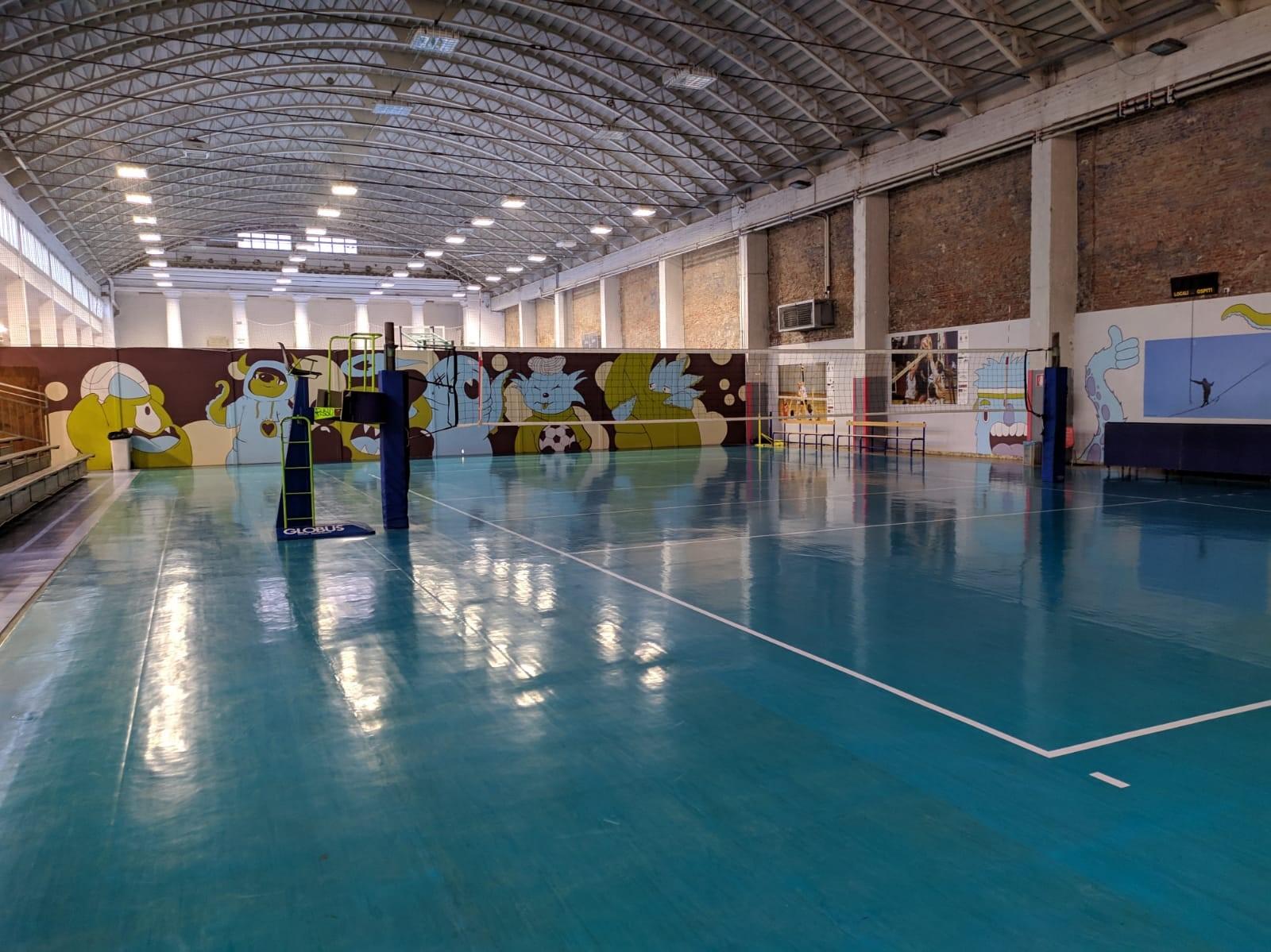 Impianto sportivo Achille Baratti (ex Sferisterio)