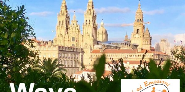 Il Cammino di Santiago de Compostela con Passi ed Emozioni