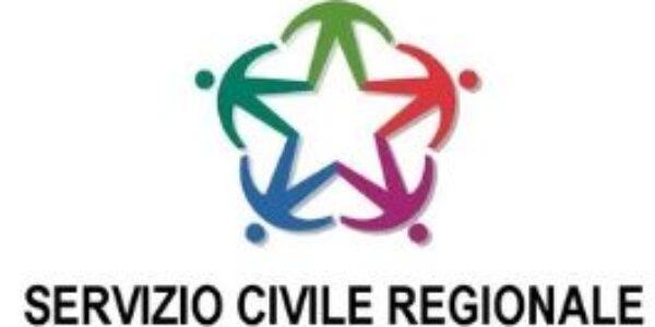 BANDO SERVIZIO CIVILE REGIONALE 2019