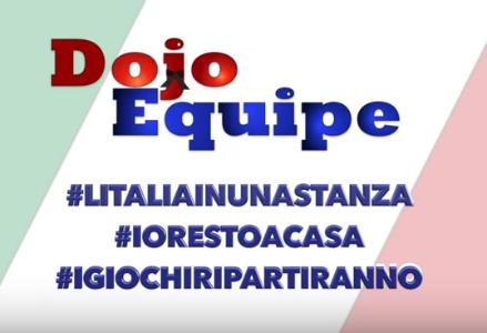 Dojo Equipe Bologna – L'ITALIA IN UNA STANZA