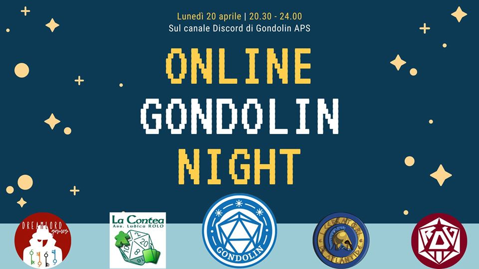 GONDOLIN NIGHT ONLINE