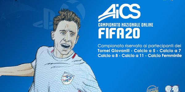 CAMPIONATO NAZIONALE AICS FIFA20
