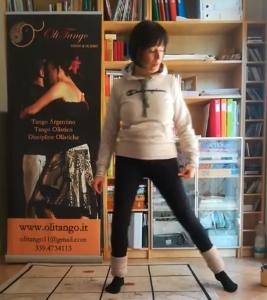 Video di Tangoterapia Riabilitango da eseguire a casa – Asd Olitango