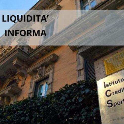 DECRETO LIQUIDITA' – L'ACCESSO AL CREDITO PER IL TERZO SETTORE, LE ASD/SSD E GLI ENTI NON COMMERCIALI